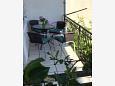 Balcony - Apartment A-11450-b - Apartments Orebić (Pelješac) - 11450