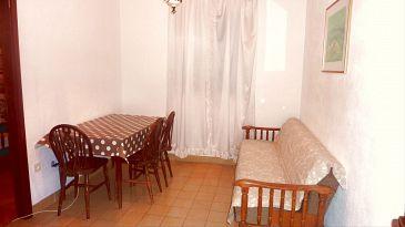Poljica, Dining room u smještaju tipa apartment, WIFI.