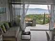 Living room - Apartment A-11457-b - Apartments Novi Vinodolski (Novi Vinodolski) - 11457
