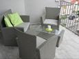 Terrace - Apartment A-11457-b - Apartments Novi Vinodolski (Novi Vinodolski) - 11457