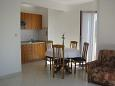 Dining room - Apartment A-11461-a - Apartments Privlaka (Zadar) - 11461