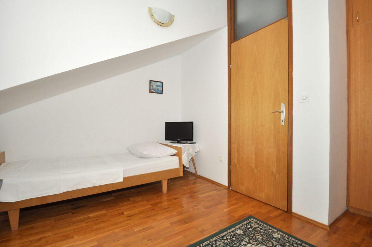 Apartmán na pláži v meste Sumpetar - 11462