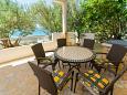 Terrace 1 - House K-11475 - Vacation Rentals Drvenik Mali (Drvenik) - 11475