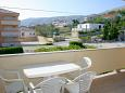 Terrace - view - Apartment A-11487-a - Apartments and Rooms Pag (Pag) - 11487