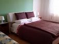 Umag, Ložnice 3 u smještaju tipa apartment, dopusteni kucni ljubimci i WIFI.