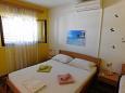 Bedroom 1 - Apartment A-11502-a - Apartments Drače (Pelješac) - 11502