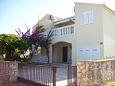 Property Sevid (Trogir) - Accommodation 11505 - Apartments near sea with pebble beach.