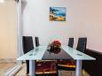 Dining room - Studio flat AS-11522-a - Apartments Zadar (Zadar) - 11522