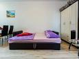 Bedroom - Studio flat AS-11522-a - Apartments Zadar (Zadar) - 11522