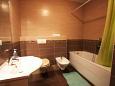 Podstrana, Bathroom u smještaju tipa apartment, WIFI.