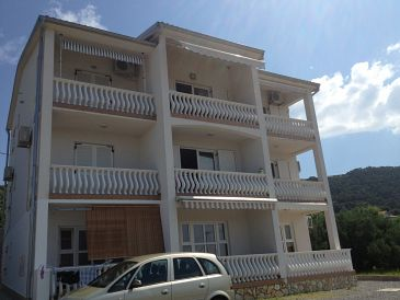 Property Barbat (Rab) - Accommodation 11532 - Apartments with pebble beach.
