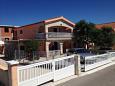 Property Vir (Vir) - Accommodation 11534 - Apartments near sea with sandy beach.