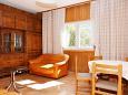 Living room 1 - House K-11554 - Vacation Rentals Marina (Trogir) - 11554