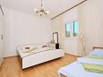 Bedroom 4 - House K-11554 - Vacation Rentals Marina (Trogir) - 11554