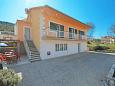 Property Marina (Trogir) - Accommodation 11554 - Vacation Rentals with pebble beach.