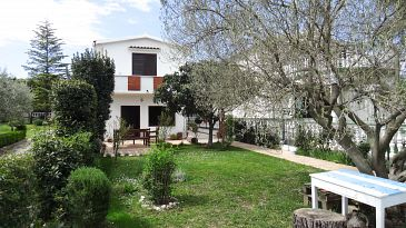 Bibinje, Zadar, Property 11560 - Vacation Rentals with pebble beach.
