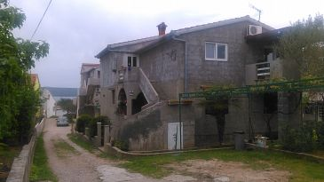 Property Dobropoljana (Pašman) - Accommodation 11562 - Apartments near sea with sandy beach.