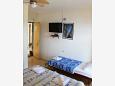 Bedroom - Room S-11570-a - Rooms Podaca (Makarska) - 11570