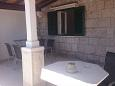 Terrace - Apartment A-11583-a - Apartments Puntinak (Brač) - 11583