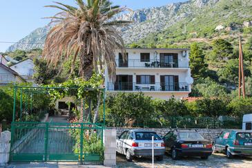 Property Podaca (Makarska) - Accommodation 11588 - Apartments near sea with pebble beach.