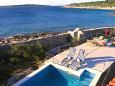 Balcony - view - House K-11590 - Vacation Rentals Uvala Pernatice (Drvenik) - 11590