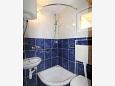 Bathroom - House K-11590 - Vacation Rentals Uvala Pernatice (Drvenik) - 11590