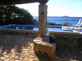 Terrace - view - House K-11590 - Vacation Rentals Uvala Pernatice (Drvenik) - 11590