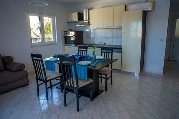 Zatoglav, Dining room u smještaju tipa apartment, WIFI.