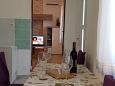 Fažana, Dining room u smještaju tipa apartment, dopusteni kucni ljubimci i WIFI.
