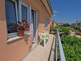 Balcony - Apartment A-11599-c - Apartments Fažana (Fažana) - 11599