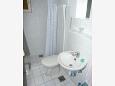 Łazienka - Apartament A-116-b - Apartamenty Basina (Hvar) - 116