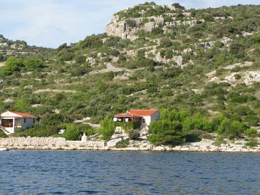 Property Donje More (Pašman) - Accommodation 11602 - Vacation Rentals near sea.