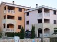 Property Stara Novalja (Pag) - Accommodation 11603 - Apartments with pebble beach.