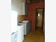 Lavdara, Kitchen 2 u smještaju tipa house.