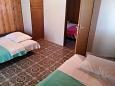 Lavdara, Bedroom 3 u smještaju tipa house.