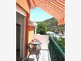 Balcony - Apartment A-11607-a - Apartments Marina (Trogir) - 11607