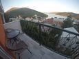 Balcony - view - Apartment A-11607-a - Apartments Marina (Trogir) - 11607