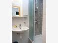 Bathroom - Studio flat AS-11623-a - Apartments and Rooms Split (Split) - 11623