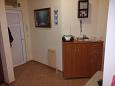 Umag, Hallway u smještaju tipa apartment, dopusteni kucni ljubimci i WIFI.