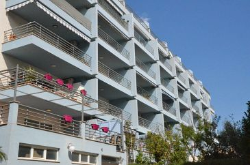 Property Split (Split) - Accommodation 11637 - Apartments with pebble beach.