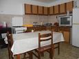 Kitchen - Apartment A-11639-a - Apartments Kali (Ugljan) - 11639