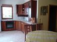 Umag, Kitchen u smještaju tipa apartment, WIFI.