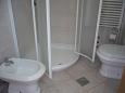 Umag, Bathroom 1 u smještaju tipa apartment, WIFI.