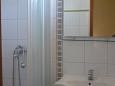 Umag, Bathroom 2 u smještaju tipa apartment, WIFI.