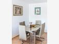 Dining room - Apartment A-11655-a - Apartments Rogač (Šolta) - 11655