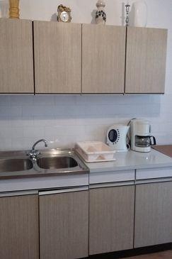 Belej, Kitchen u smještaju tipa apartment, dopusteni kucni ljubimci.