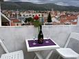 Balcony - Studio flat AS-11684-a - Apartments Trogir (Trogir) - 11684