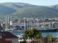 Trogir, Balcony - view u smještaju tipa studio-apartment, WIFI.