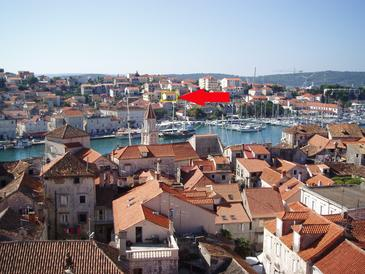 Trogir, Trogir, Property 11684 - Apartments blizu mora with rocky beach.