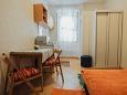 Dining room - Studio flat AS-11686-a - Apartments Zadar (Zadar) - 11686